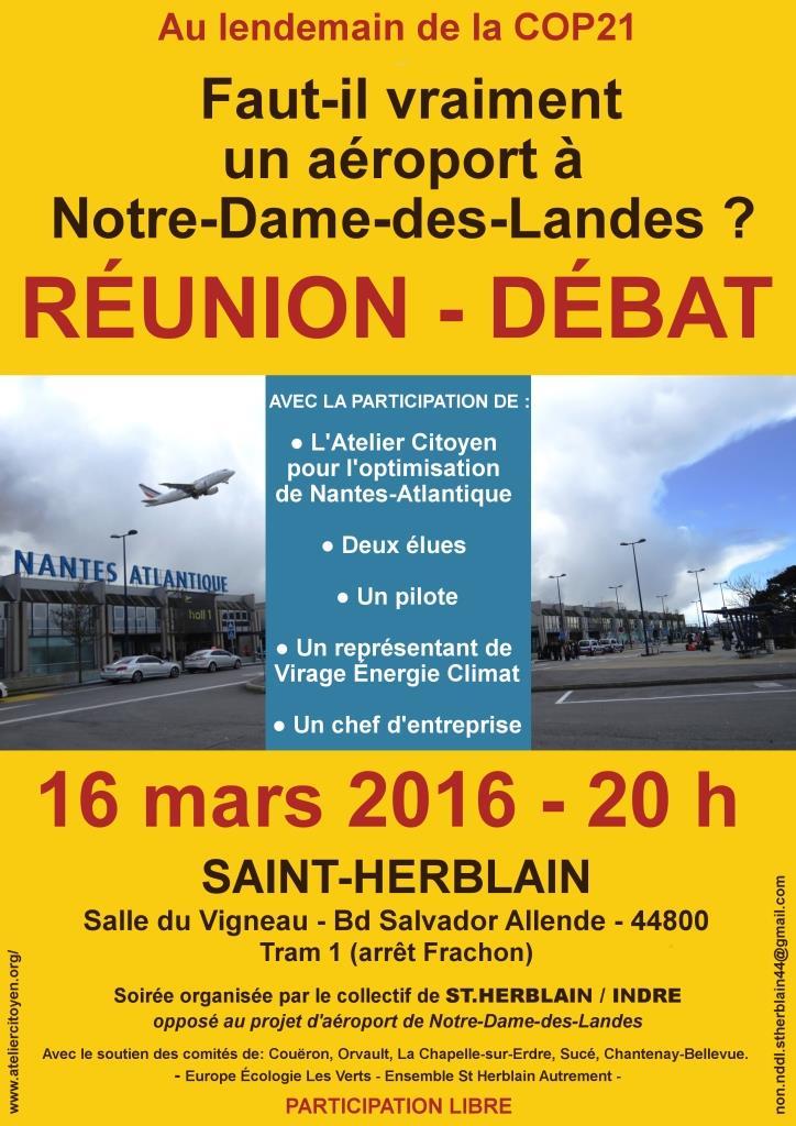 flyer 16 mars - soirée-débat NDdL